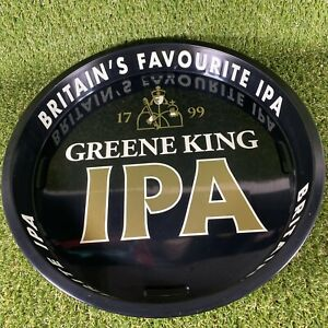 Greene King IPA Beer Pub Serving Metal Tray - Ideal For Man Cave Or Home Bar