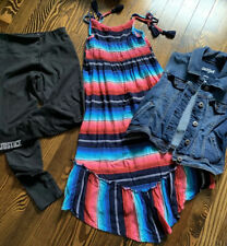 Lot Of 3 Girls Clothing Size 12 By Justice, Cat & Jack