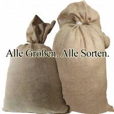 8 Sorten Gewebesäcke Laubsack 100kg Getreidesack Grundpreis = 2,00 €//Stück neu!!