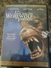 New listing An American Werewolf in London (Dvd, 2001)