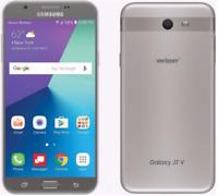 Samsung Galaxy J7 V  Unlocked 16GB - Silver (Verizon) B stock