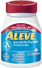 Aleve Arthritis Tablet 200ct
