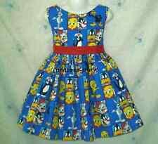 NEW Handmade Rare Rudolph Reindeer Dress Custom Sz 12M-14Yrs Great 4 Gift