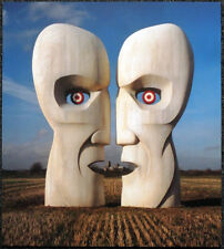 PINK FLOYD POSTER PAGE . 1994 THE DIVISION BELL LP ALBUM ART . M68