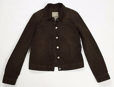 Helmut Lang corduroy velluto jacket giacca giacchetta brown usata vintage T2278