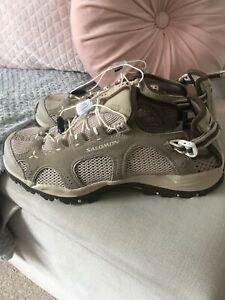 Salomon Techamphibian Womens Shoes Sandals Size UK 7 New