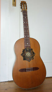Palor Gitarre ca.1930 Renaissance Stil
