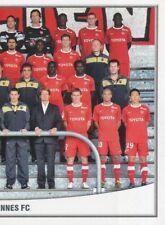 497 EQUIPE TEAM 2/2 VALENCIENNES.FC  STICKER FOOT 2011 PANINI