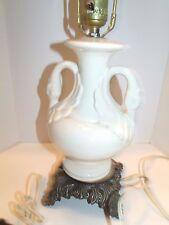 SWAN Vintage Table Lamp DECORATIVE UNIQUE