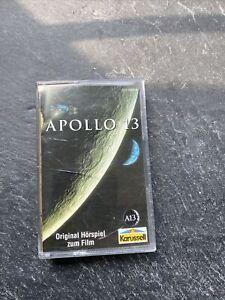 Apollo 13 Hörspiel, MC Kassette