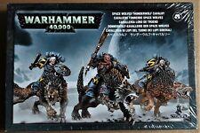 CITADEL GAMES WORKSHOP 53-09 - WARHAMMER 40000 SPACE WOLVES THUNDERWOLF CAVALRY