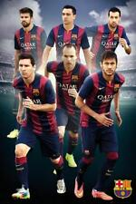 Barcelona Players 2014 - 2015 - Maxi Poster 61cm x 91.5cm new and sealed