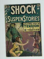 Shock SuspenStories 17 * very solid copy * 3.0ish plus * Pre Code Classic * EC