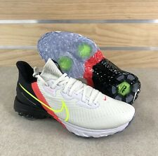 Nike Air Zoom Infinity Tour Men's Golf Shoes Koepka White CT0540-103 Size 8.5