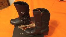 Have a pair of womens Harley boots for sale, size 10   Buyer pays shipping
