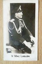Mini Photograph- V. MAC LAGLEN, Paramount Pictures (apx.5.1x2.8 cm)
