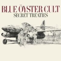 Blue Oyster Cult Secret Treaties 5 Extra Tracks Remastered CD NEW