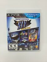 The Sly Collection (Sony PlayStation 3, 2010) Complete with Manual Tested Works