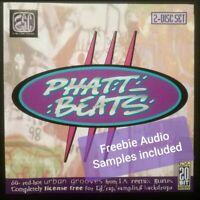 """RARE Emu Phatt Beats Sampler Loops Digital Audio-wave format -""""Digital Download"""""""