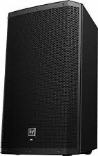 "Electro-Voice ZLX15P EV 15"" 1000 Watt Active Powered PA DJ Disco Speaker Single"