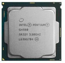 Intel Pentium Processor G4560 Dual Core 3.5 GHz Processor Same Day Shipping !
