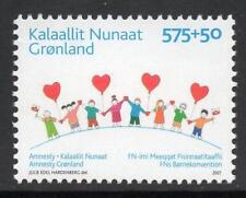 GREENLAND MNH 2007 SG518 United Nations Children Convention