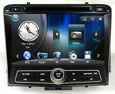 Touch Screen Car Radio DVD Player GPS Navigation For Hyundai Sonata i40 i45 i50