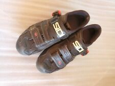 Sidi Dominator Mountain / Road Shoes - Size 40.5 Euro/US 8/7.5 Great condition