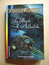 Histoire Opération Nautilus la fille de l'Atlantide Tome 2 /Z36