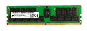 Micron 32GB 2RX4 PC4-2400T DDR4 ECC Server Memory Ram MTA36ASF4G72PZ-2G3D1QI