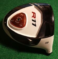 TAYLORMADE R11 TOUR ISSUE 9* MENS RIGHT HANDED DRIVER HEAD ONLY! FAIR!