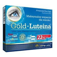 OLIMP GOLD-LUTEINA 30 caps lutein eyesight vision support healthy eyes