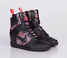 Nike Dunk SKY HI HIGH HIDDEN WEDGE Sneakerboot LIBERTY QS WOMENS SZ 5 / 3.5Y NEW