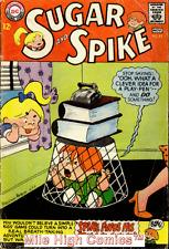 SUGAR AND SPIKE (1956 Series) #73 Good Comics Book