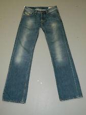 mens Diesel Larkee ORZK8 Straight distressed jeans W 30 x 33 (T122)
