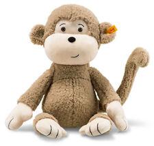 Steiff 'Brownie' Soft Cuddly Friends washable monkey - 40cm - EAN 060328