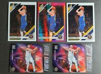 Nikola Jokic 5 Card Lot 2019-20 Optic Hyper Pink Prizm, Base, Fantasy Stars 🔥🔥