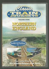CLASSIC TRAIN JOURNEYS - VOLUME 4 - Northern England - UK DVD