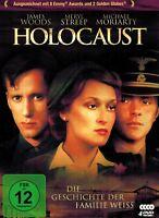 DVD-BOX NEU/OVP - Holocaust - Die Geschichte der Familie Weiss - Meryl Streep