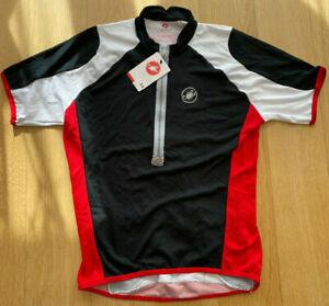 Brand New Original CASTELLI PROSECCO DEVOLUTION Jersey 2XL