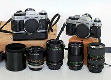 Canon AE1 Program kit