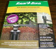 NIB RAIN BIRD DRIP BUBBLER CONVERSION KIT CNV182BUB 077985012540