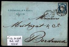 C.a.d. du Type C12 sur CERES 60A sur Lettre = Cote 125 € / Lot Classique France