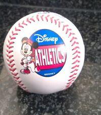 Disney Diseyana Walt Disney Athletics Mickey Mouse Baseball Fotoball