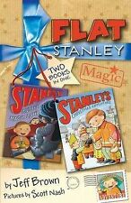 """Flat Stanley Magic: """"Stanley and the Magic Lamp"""", """"Stanley's Christmas Adventure"""