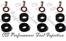 Mazda 1.8 2.0 Fuel Injector Service Rebuild Kit Orings Filter Grommets CSKDO14