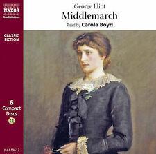 Middlemarch Eliot, George/ Boyd, Carole [Narrator]