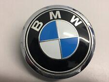 82 mm DEL Queue Frein Lumière Logo arrière badge emblème pour BMW 1 3 5 Série X5 M3 Rouge