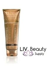NEW & Authentic Brazilian Blowout Anti-Frizz Acai Deep Conditioning Masque 8 oz