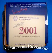 Repubblica  - Serie Divisionali Zecca e Mini Serie dal 1968 al 2001  FDC / UNC